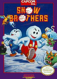 Snow Brothers (Nintendo Entertainment System)